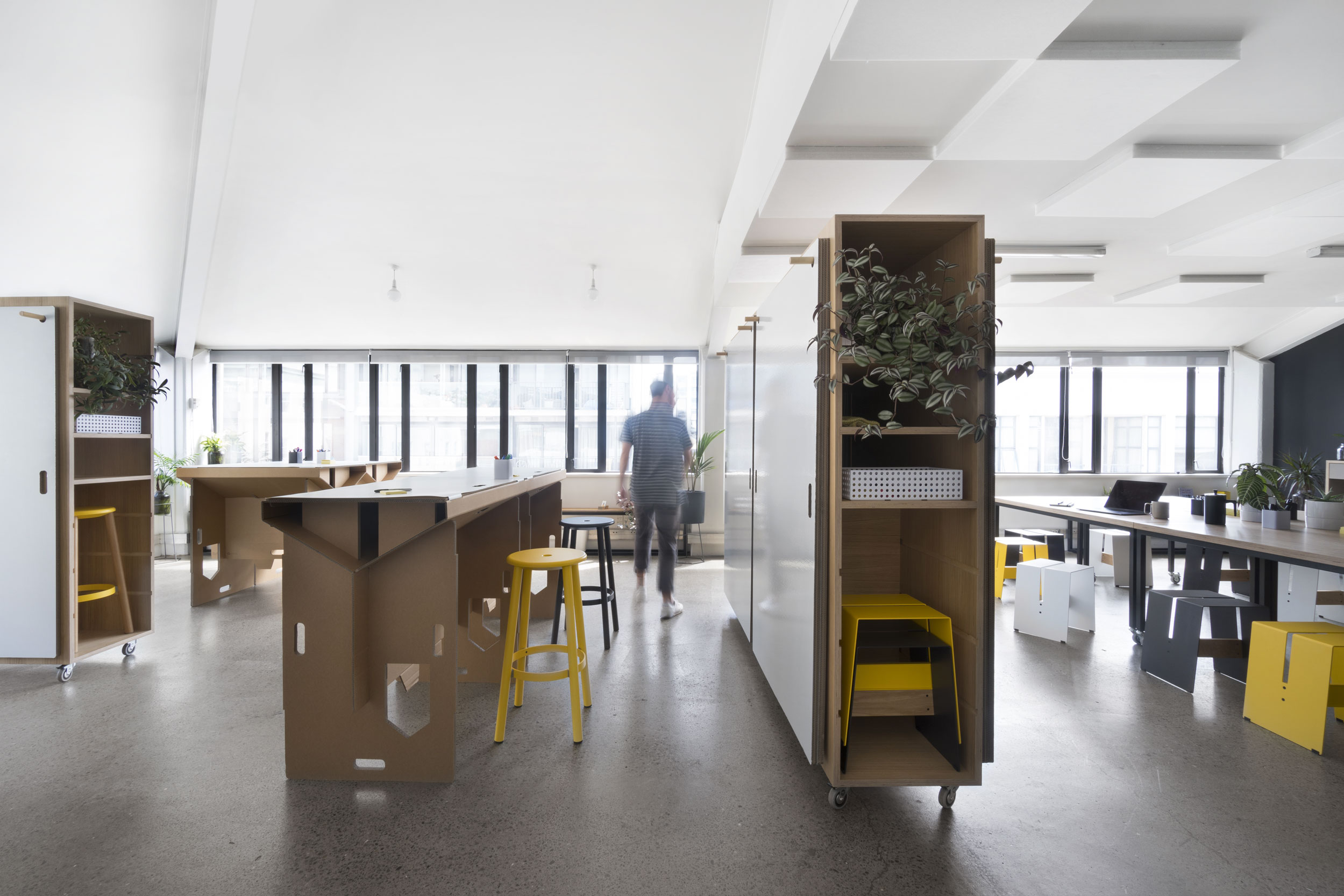 A space for hire designed to enable quality thinking